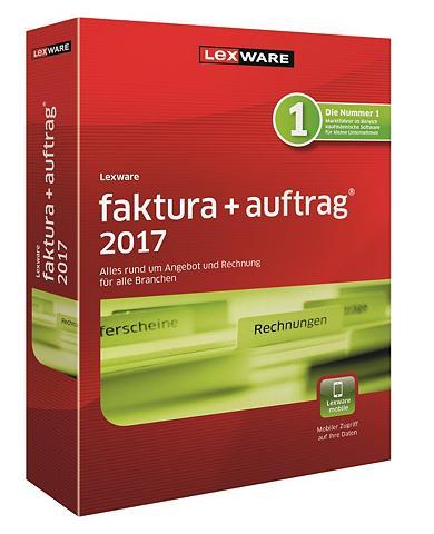 Kaufmännische Einzellösungen »Faktura+...
