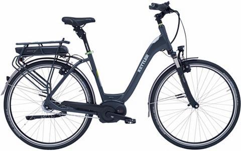 City Elektrinis dviratis Mittelmotor 3...