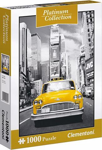 Dėlionė 1000 Teile »New York Taxi«