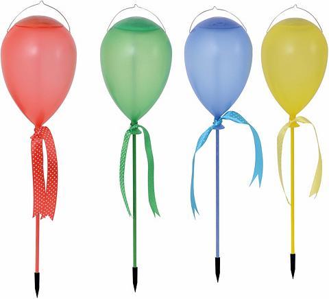 NÄVE Näve lauko žibintas LED Solar Ballon -...