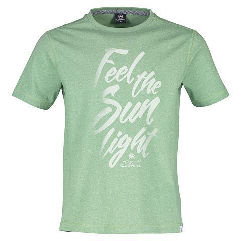 Marškinėliai in gražus Melange