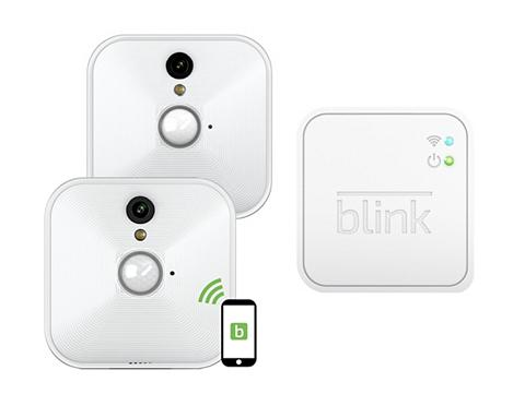 BLINK Wireless elegantiškas Home HD-Kamera-S...
