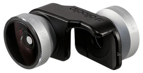 OLLOCLIP Objektivvorsatz »4-IN-1 Lens rinkinys ...