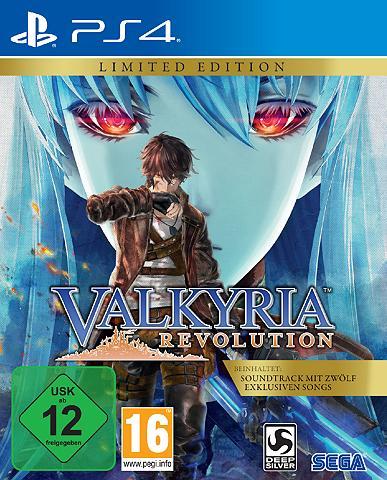 Valkyria Revolution Day One Edition »P...