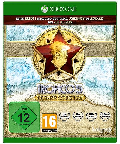 Tropico 5 Complete Collection »XBox On...