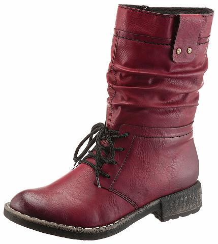 RIEKER Ilgaauliai batai
