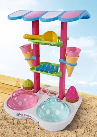 SIMBA Smėlio žaislų rinkinys »Eisdiele«