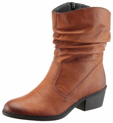 RIEKER Kaubojiško stiliaus batai