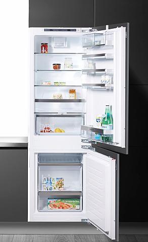 SIEMENS Įmontuojamas šaldytuvas su šaldikliu K...