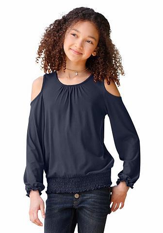 Marškinėliai ilgomis rankovėmis
