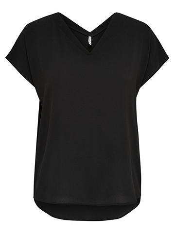 Lockeres marškinėliai trumpomis rankov...