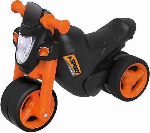 BIG Vaikiškas balansinis dviratis su garsa...