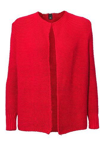 Stambaus mezgimo megztinis su Strickmi...