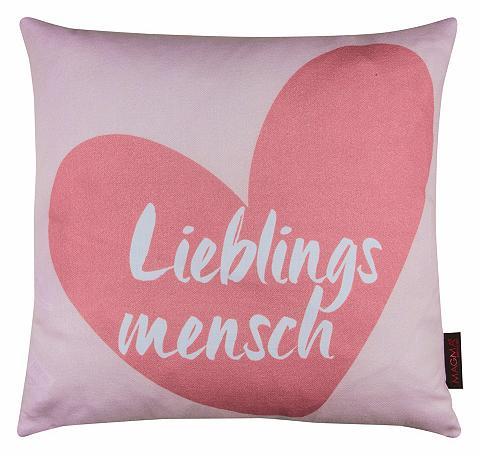 Pagalvė Heimtex »Herz Lieblingsmensch«...