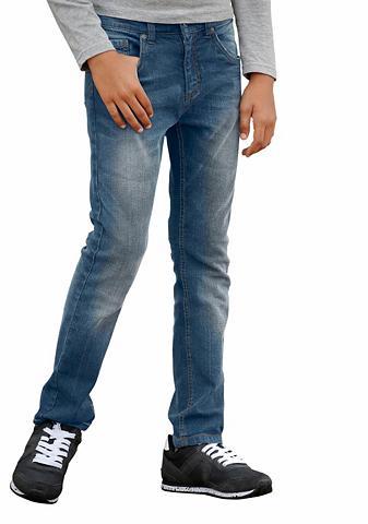Siauri džinsai
