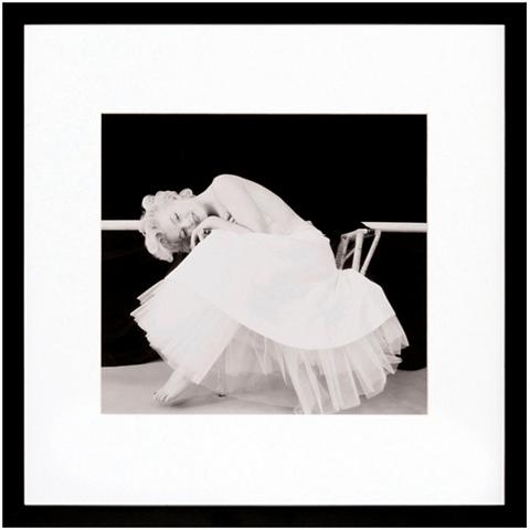 G&C gerahmte Fotografie »Marilyn Monro...