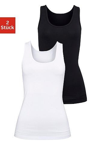 H.I.S Marškinėliai be rankovių (2er-Pack) iš...