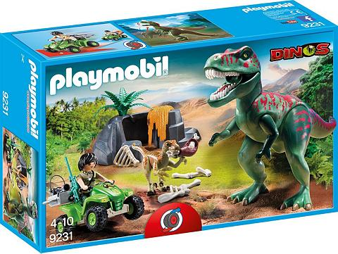 ® T-Rex Angriff (9231) »Dinos«