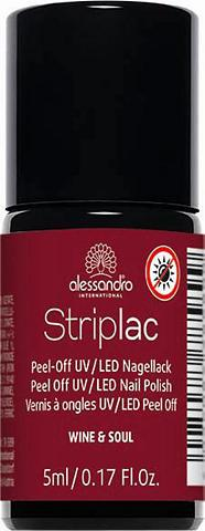 ALESSANDRO INTERNATIONAL »Striplac Ibiza Spirit« Peel- Off UV/L...