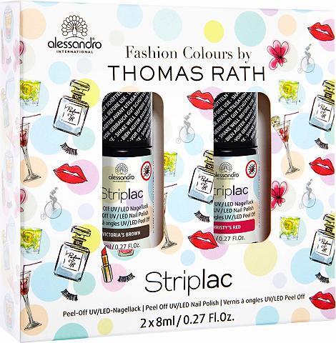»Thomas Rath Fashion Colours Striplac«...