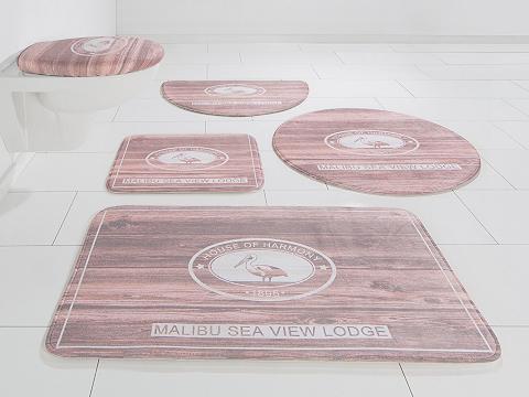 MY HOME SELECTION Vonios kilimėlis »Polly« aukštis 14 mm...