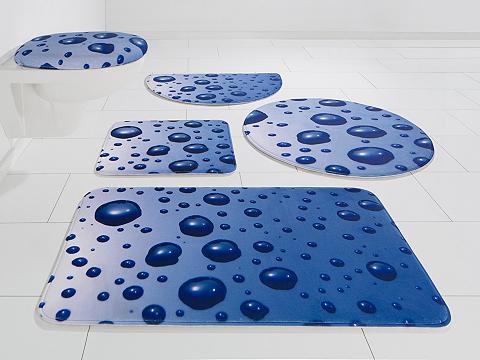 Vonios kilimėlis »Wassertropfen« aukšt...