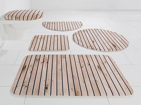 MY HOME SELECTION Vonios kilimėlis »Holzoptik« aukštis 1...