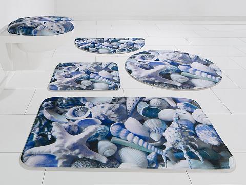 MY HOME SELECTION Vonios kilimėlis »Kosta« aukštis 14 mm...