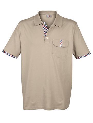 ROGER KENT Polo marškinėliai su madingas Akzenten...