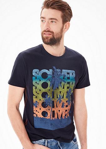 Įliemenuotas: Marškinėliai su Surfer-P...