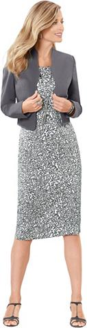 CLASSIC BASICS Suknelė su skeltukas nugaroje