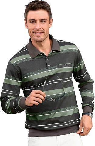 Polo marškinėliai iš grynos medvilnė