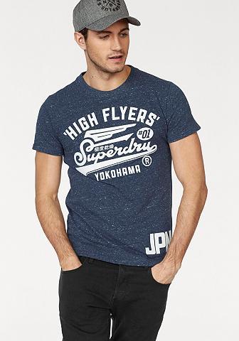 Marškinėliai »HIGH FLYERS REWORKED TEE...