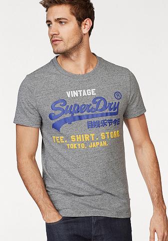 Marškinėliai Marškinėliai SHOP TRI TEE...