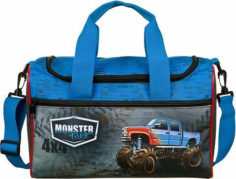 SCOOLI Sportinis krepšys »Monster Truck«