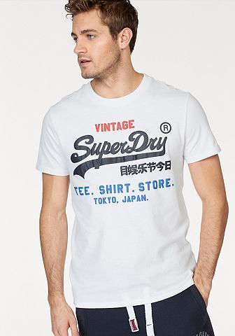 Marškinėliai »SHIRT SHOP TRI TEE«