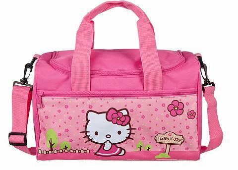 SCOOLI Sportinis krepšys »Hello Kitty«