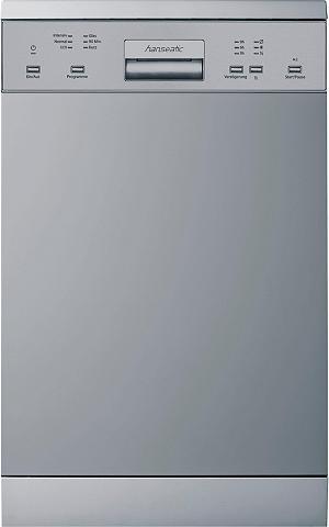 HANSEATIC Filtras indaplovė WQP8-7610HS A++ 9 Li...