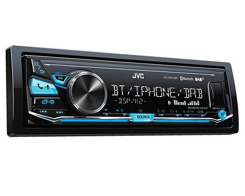 JVC 1-DIN Digital Media-Receiver su DAB+ &...