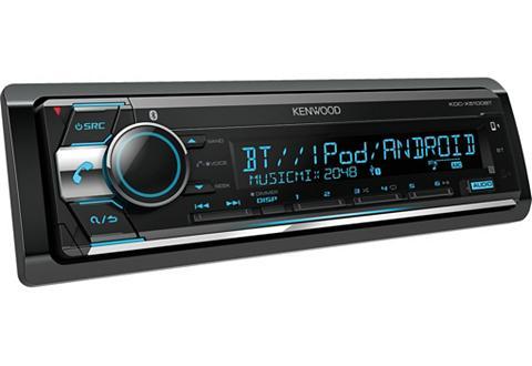 1-DIN Bluetooth / USB raktas & CD imtu...