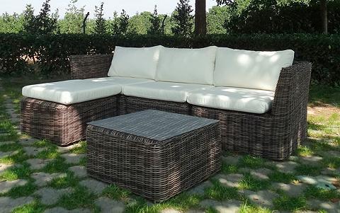 Sodo baldų komplektas »Grace« 1 sofa 1...