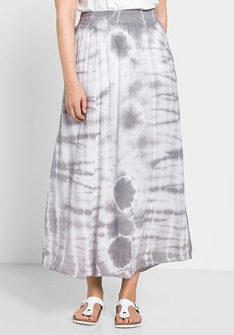 SHEEGO CASUAL Maxi ilgio sijonas