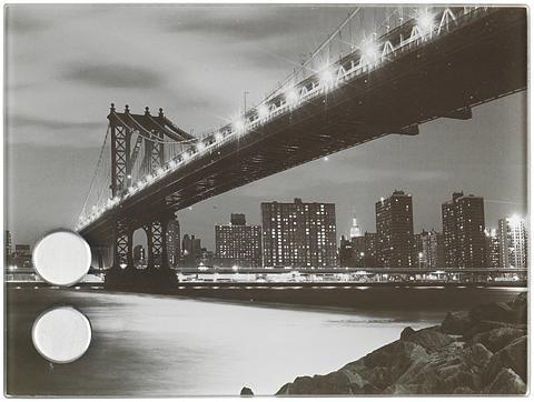 WENKO Spintelė raktams »Manhattan Bridge« ma...