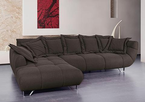 Kampinė sofa gulimasis krėslas patogi ...