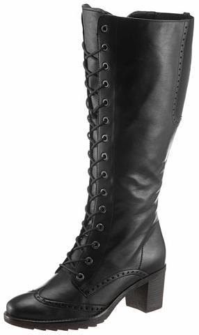 JENNY Suvarstomi ilgaauliai batai