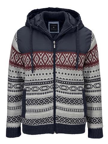 BABISTA Megztinis im Norweger-Stil