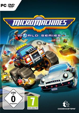 KOCH MEDIA PC - Spiel »Micro Machines World Serie...