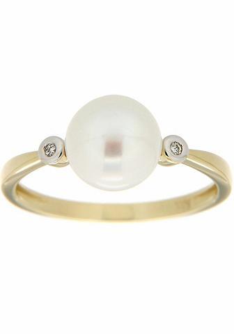 VIVANCE JEWELS Žiedas su perlais