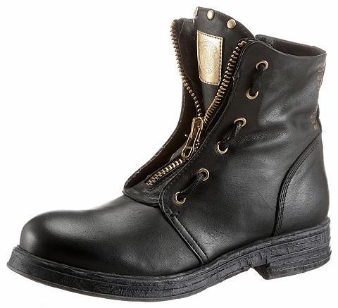 Baikerių stiliaus batai »Shie«
