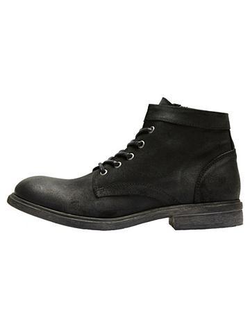 Wildleder- Odiniai ilgaauliai batai